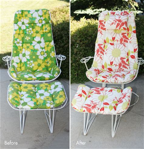 Vintage Homecrest Patio Furniture Cushions by Homecrest S Vintage Wire Patio Furniture I