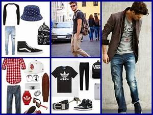 Back to School Outfits - Cool Tips for Guys - YouTube