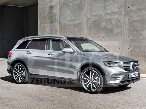 Renders  2019 Mercedes Glb Germancarforum