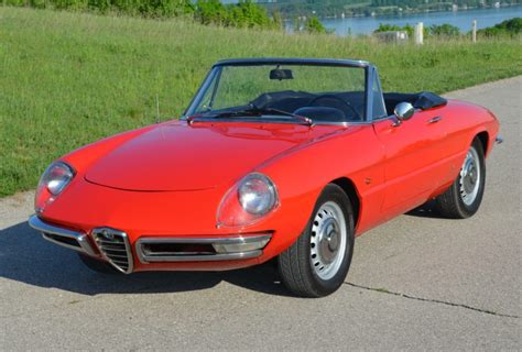 1967 Alfa Romeo by 1967 Alfa Romeo Spider Duetto For Sale On Bat Auctions