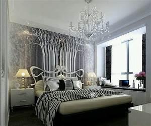 Deko Schlafzimmer Accessoires : schlafzimmer dekorieren sparsam aber mit geschmack ~ Michelbontemps.com Haus und Dekorationen