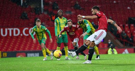 Man Utd 1-0 West Brom: 5 talking points as as Bruno ...