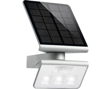 led solar strahler steinel led solar strahler xsolar l s silber 189x298 mm bei hornbach kaufen
