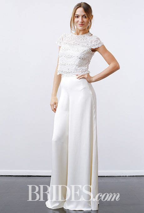 temperley fall  bridal jumpsuit temperley wedding