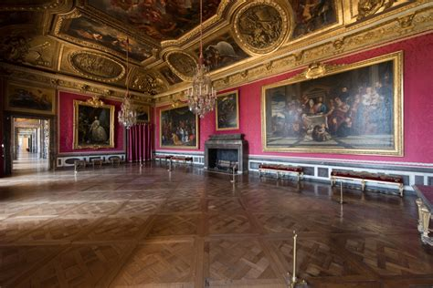 chambre en alcove the king s state apartments palace of versailles