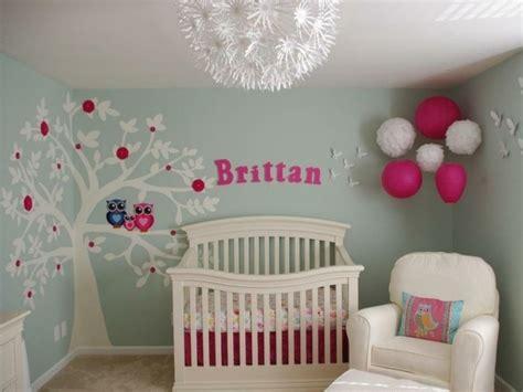 jeux de décoration de chambre de bébé idées de déco chambre adulte et bébé
