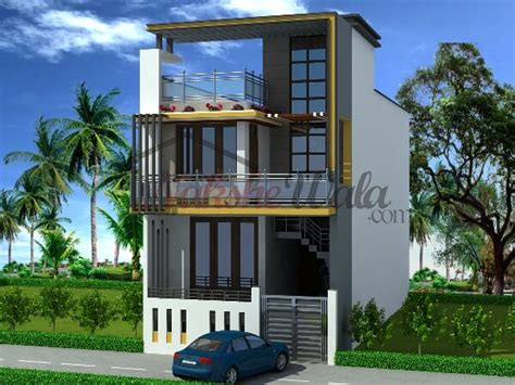 Small House Elevations Front Designs