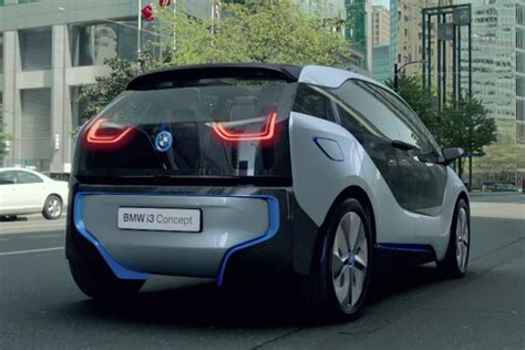 Bmw I3 Hybrid by Bmw Shows I3 Ev And I8 Hybrid Concepts On Carscoops