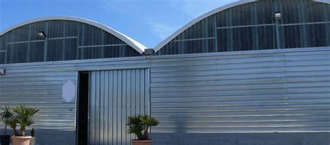 capannoni in metallo promec srl fabbrica serre fotovoltaiche e serre in metallo