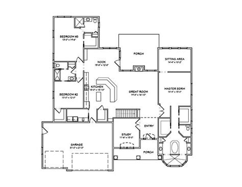 house plans affordable small house floor plans prairie prairie style house plan transformed