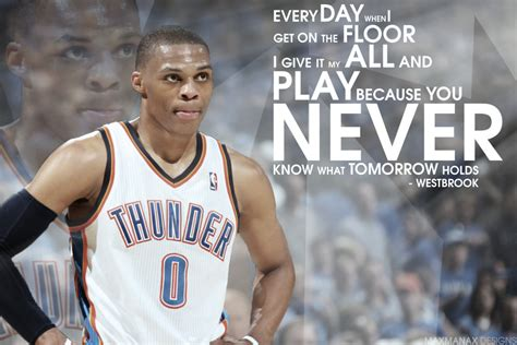 Oklahoma City Thunder Wallpapers Quotes About Basketball Russell Westbrook Quotesgram