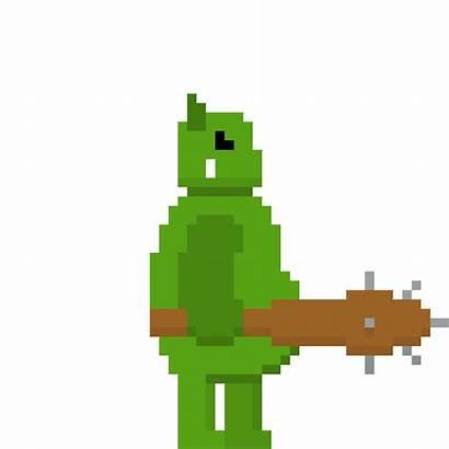 Goblin Pixel Itch Enemies 2d Io