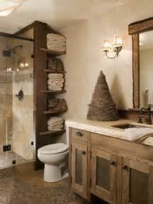 Ideas For Bathroom Decorating Themes 25 Rustic Bathroom Decor Ideas For World