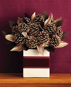 Eco Friendly Pine Cone Decorations for Christmas Gifts