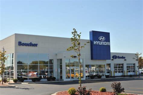 Boucher Hyundai Waukesha by Boucher Hyundai 15 Photos 40 Reviews Car Dealers
