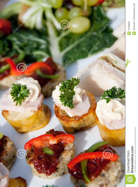 fruit canapes canapes fruit royalty free stock photos image 13799838