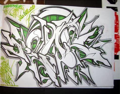 Graffiti Creator Kodiak :  Creator Graffiti Sketch