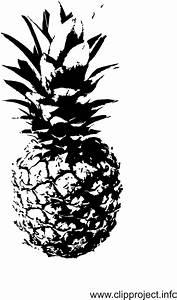 Schwarz Weiß Kontrast : schwarz weiss cliparts ananas ~ Frokenaadalensverden.com Haus und Dekorationen