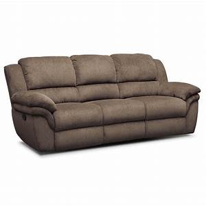 Aldo manual dual reclining sofa loveseat and recliner set for Sectional sofa with recliner and bed