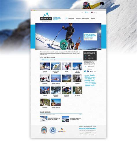 bureau des guides vallouise guides des 2 alpes willb agence web