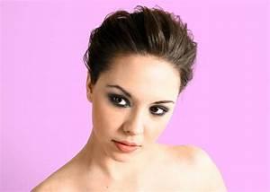 Maquillage Soirée Yeux Marrons : id e maquillage yeux marrons maquillage yeux marrons sur ~ Melissatoandfro.com Idées de Décoration
