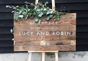 Rustic, Wooden, Welcome, Sign, U2014, Made, By, Wood, U0026, Wood