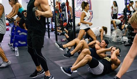 singapore gyms  hiit fitness classes