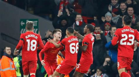 Liverpool and Manchester United kept apart in EFL Cup semi ...