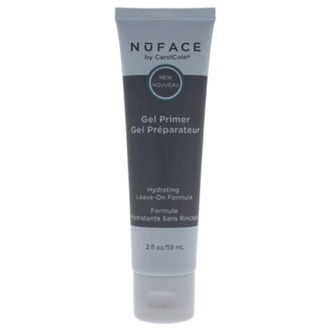 Shop NuFACE Hydrating 10-ounce Leave-On Gel Primer - Free