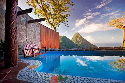 Ladera St Lucia Resort A Romantic Paradise