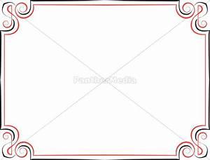 Bilder Mit Weißem Rahmen : vector vintage rahmen schwarz mit roten stock photo 11126710 bildagentur panthermedia ~ Indierocktalk.com Haus und Dekorationen