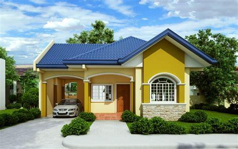 bungalow house design philippines