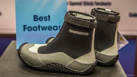 flats shimano icast wading boot footwear showcase awards fishing