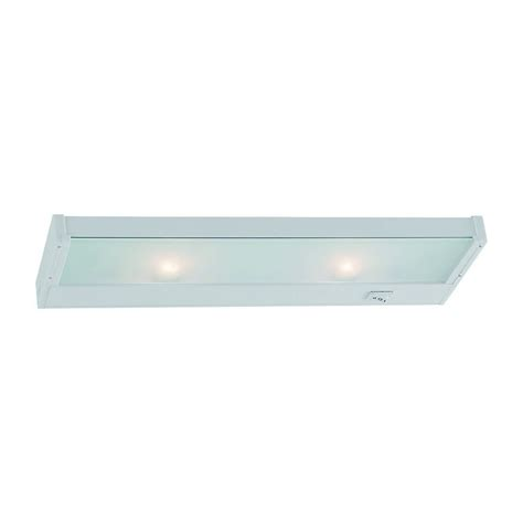 seagull ambiance led cabinet lighting shop sea gull lighting 14 in hardwired in