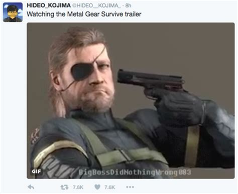 Meme Metal Gear - the absolute madman metal gear know your meme