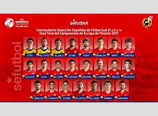 Carlos Soler, principal novedad en la lista del Europeo