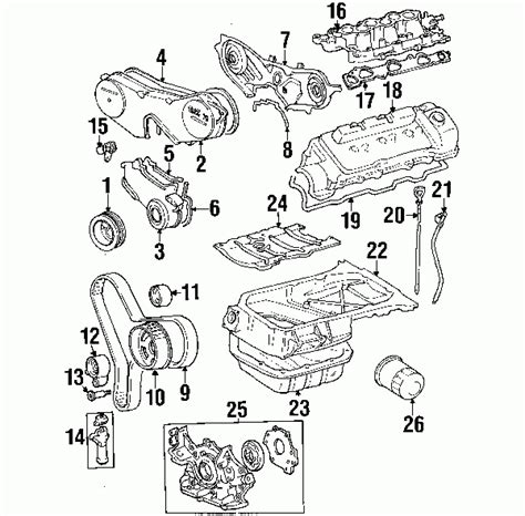 Toyota Camry Oem Parts Diagram Auto Wiring