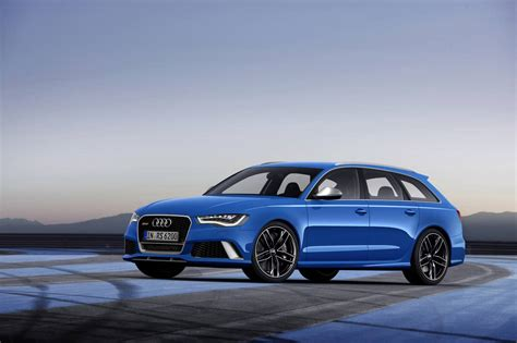 Audi Rs6 Avant Scheduled For November Local Launch