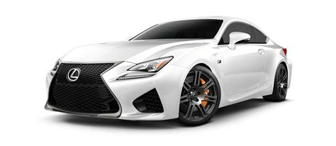 white lexus 2017 purchase or lease a new 2017 lexus rc f lexus sales in