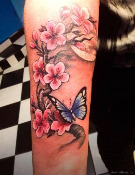 stunning butterfly tattoos  arm