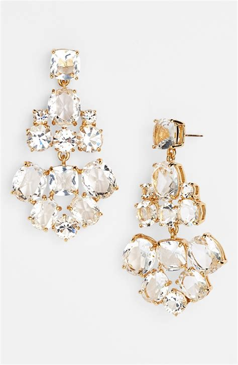 kate spade chandelier earrings elizabeth designs
