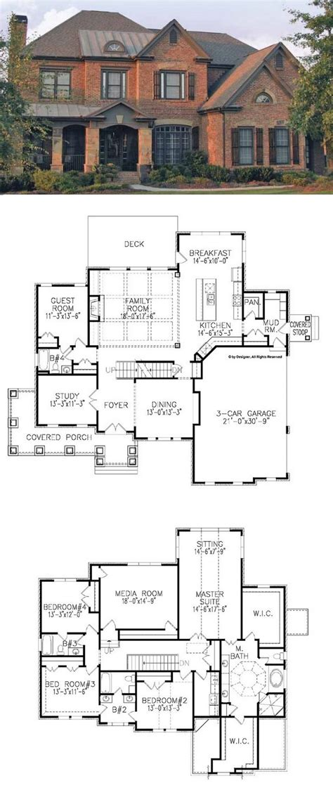 blue prints for homes two house plans for land saving decorspot