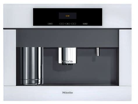 Perfect aroma doesn't happen by chance. CVA4062BRWS+ Miele Whole Coffee Bean Coffee System ...