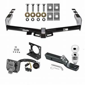 Trailer Hitch Package W   Wiring For 99