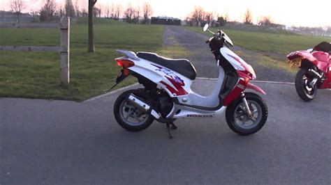 1998 Honda X8r Cross Sport 50 Moped Scooter Gc New Mot