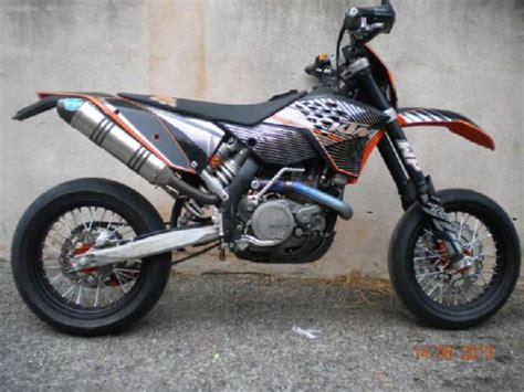 ktm exc 125 cc kit d 233 co perso supermoto ktm exc