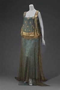 ~Evening Dress late 1910s~ The Museum of Fine Arts, Boston