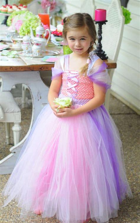robe princesse raiponce pas cher de 1 an 224 10 ans d 233 guisement enfant les tutus enchant 233 s