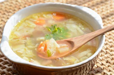 recette traditionnelle de soupe aux choux de grand m 232 re