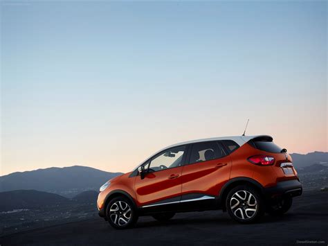 renault captur tageszulassung renault captur 2014 car wallpapers 20 of 50